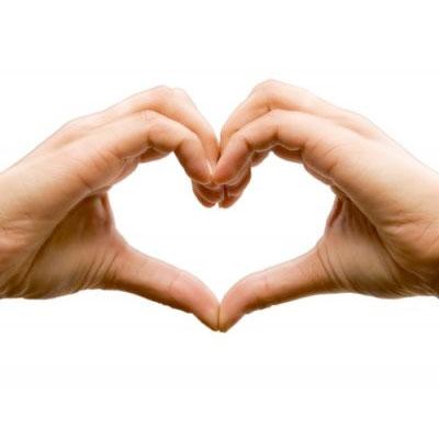 hands-heart-on-white